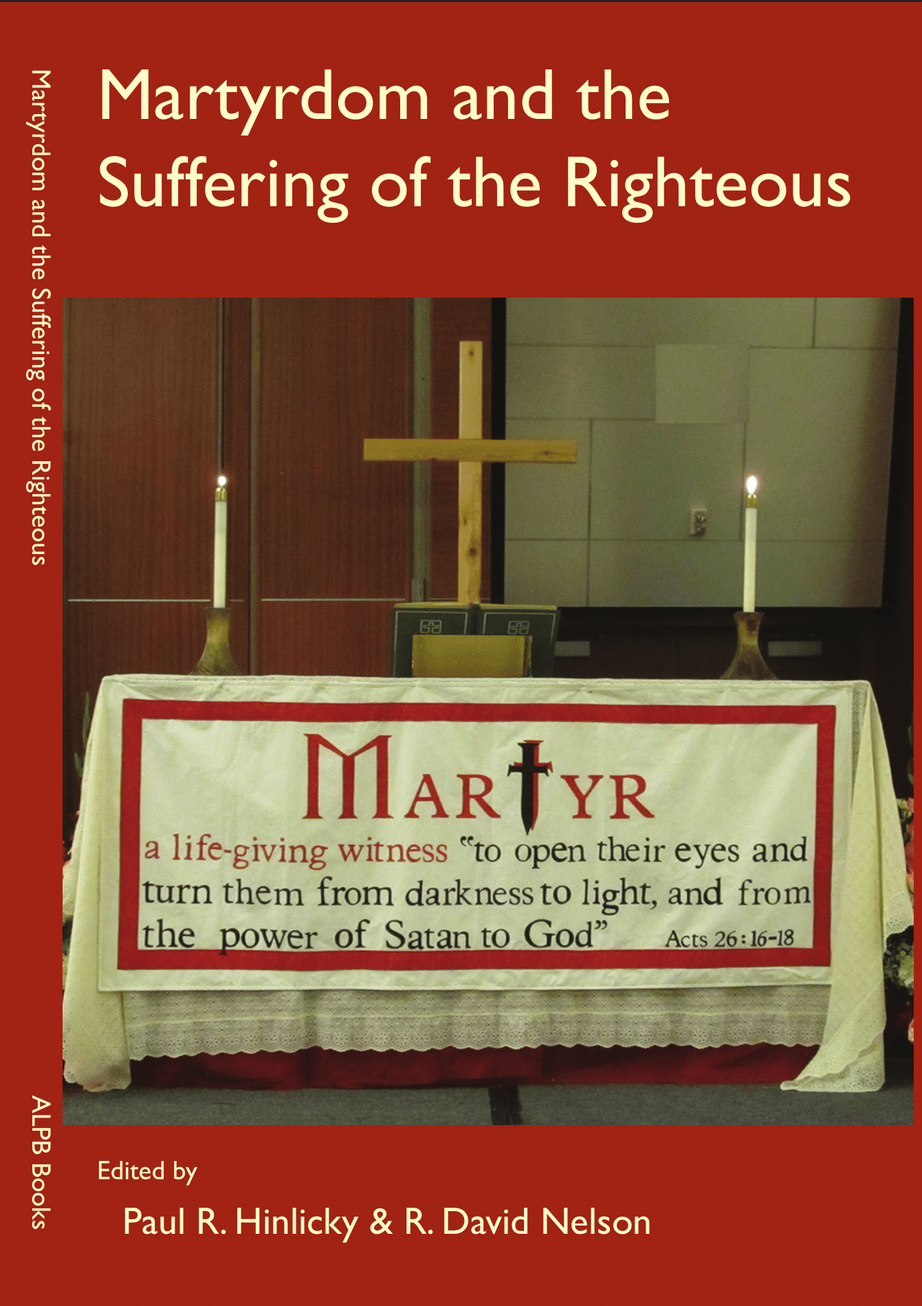 Martyrdom and the Suffering of the Righteous