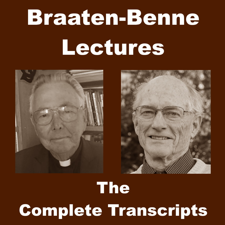 Braaten-Benne Lectures Package