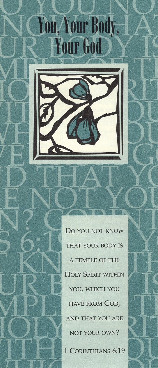 You, Your Body, Your God – CM01